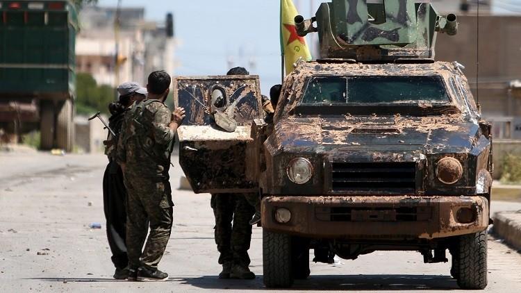 هدنة بين القوات السورية والكردية في القامشلي