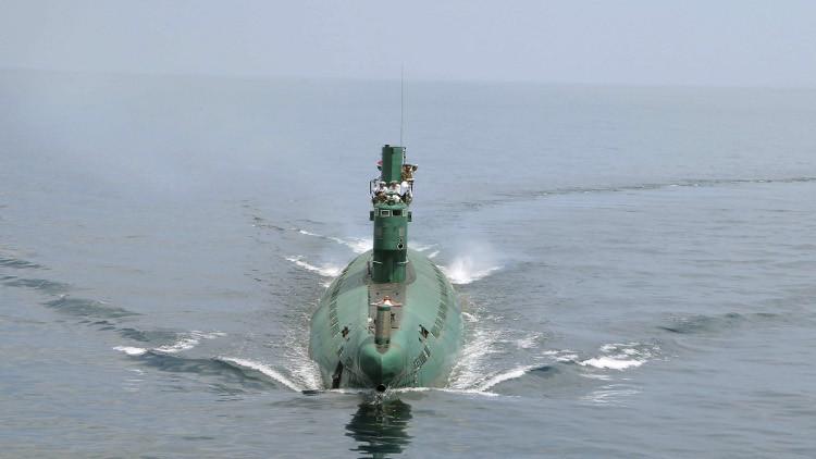 بيونغ يانغ تدعي أنها نجحت بإطلاق صاروخ باليستي من غواصة