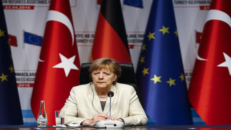 ألمانيا تدفع باتجاه إقامة