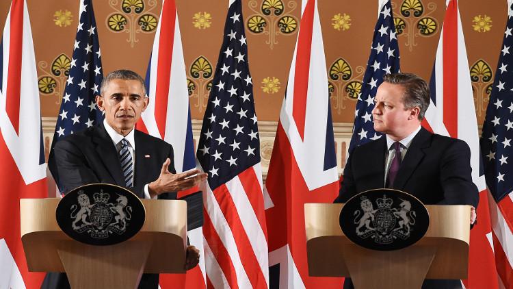 أوباما: من الخطأ استخدام قوات برية للإطاحة بالأسد