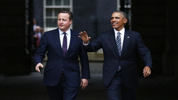 أوباما: اتفاق للتجارة بين أمريكا وبريطانيا قد يستغرق 10 أعوام