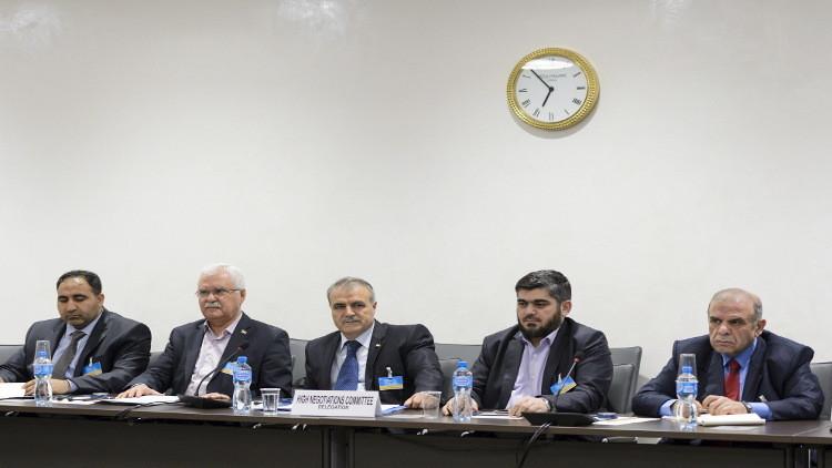 المعارضة السورية لا ترى جدوى من العودة إلى جنيف