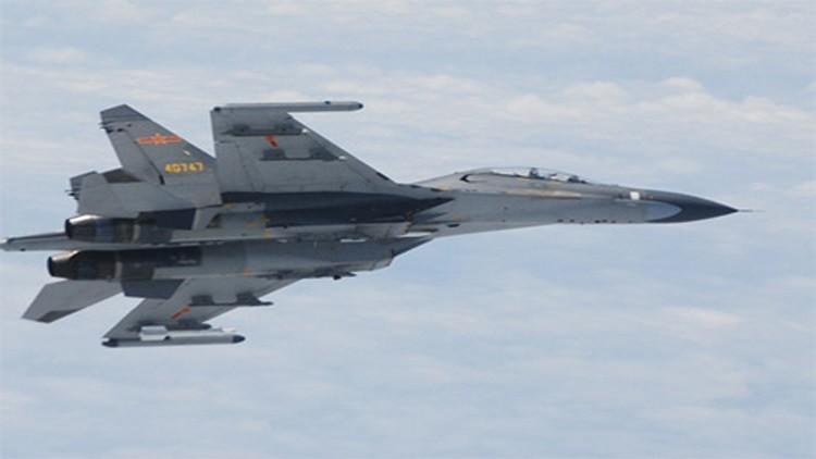 مقاتلات يابانية تنفذ مئات الطلعات الطارئة خلال عام لاعتراض مقاتلات أجنبية
