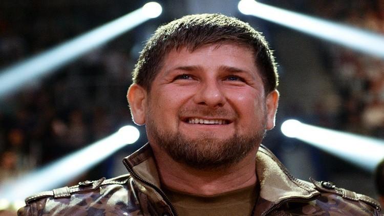 قادروف يشارك بافتتاح كنيسة أرثوذكسية في الشيشان