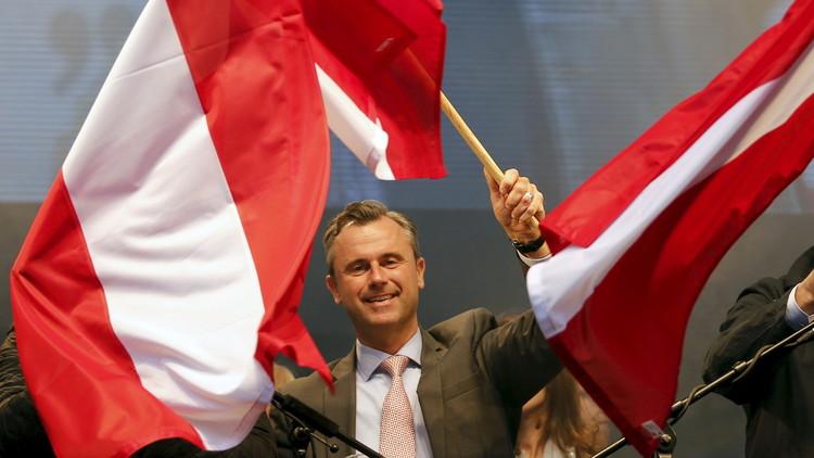 النمسا.. اليمين يتصدر نتائج انتخابات الرئاسة