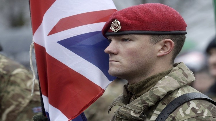 بريطانيا لا تستبعد إرسال قواتها إلى ليبيا