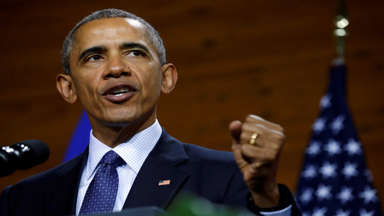 أوباما: داعش التهديد الأكبر