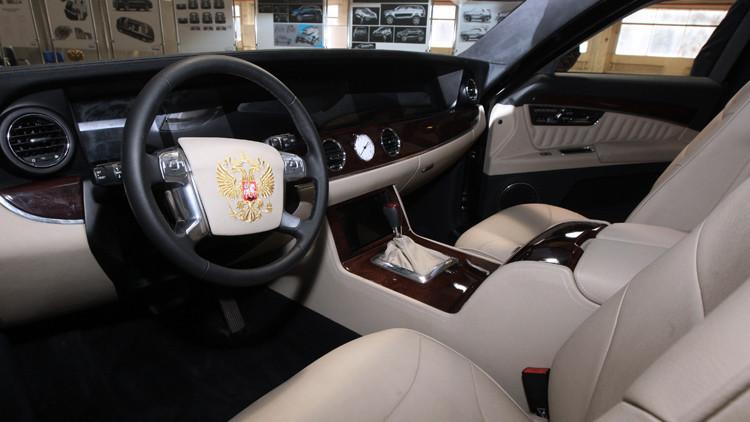 روسيا.. سيارات كورتيج الوطنية متاحة للجميع