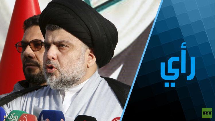 الصدر صاحب الصدارة في العراق