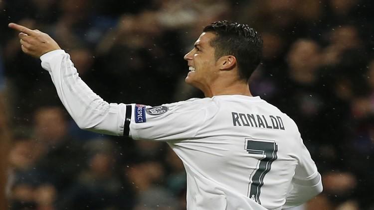 رونالدو نحو تحطيم رقمه القياسي في دوري الأبطال
