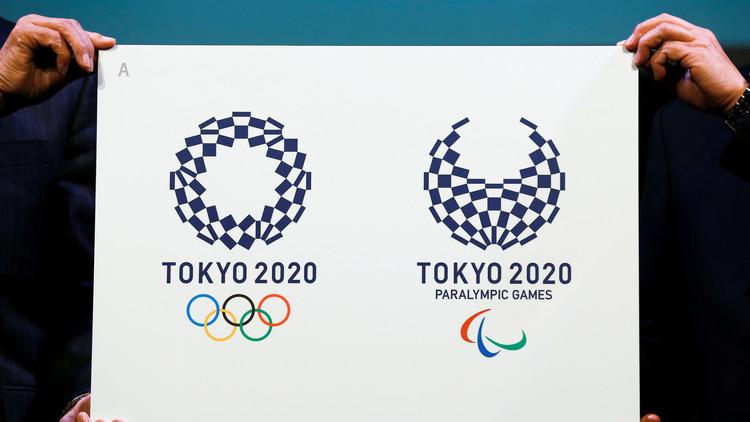 الكشف عن الشعار الجديد لأولمبياد طوكيو 2020