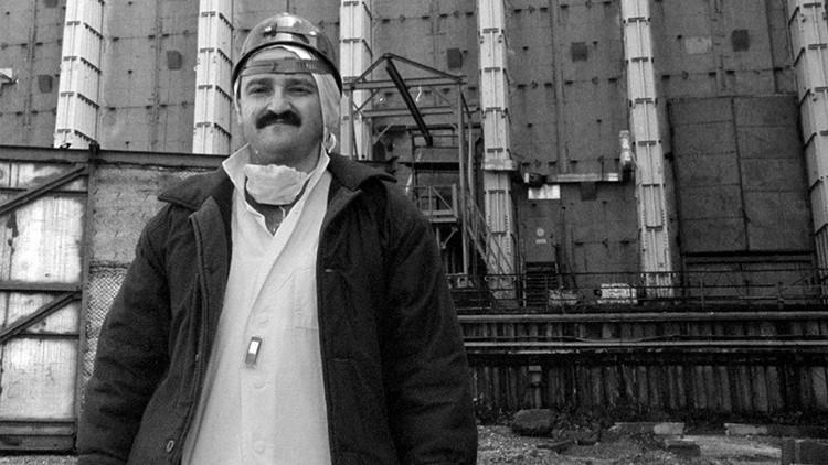 صحفي مصور يتحدث عن كارثة تشيرنوبيل