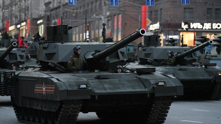 جيش روسيا سيحصل على 100 دبابة
