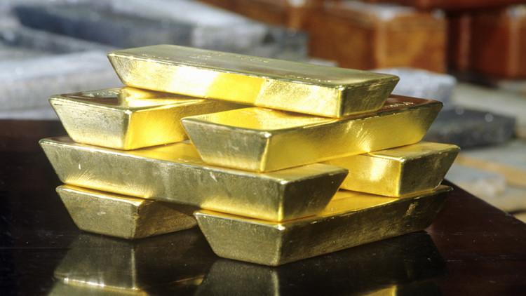 ازدياد احتياطيات روسيا وكازاخستان من الذهب