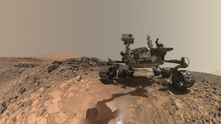 دلائل على وجود الأكسجين في غلاف المريخ