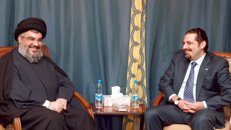 حزب الله وعائلة الحريري في تقرير فرنسي عن تبييض الأموال وتجارة المخدرات