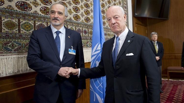 جولة جديدة من المحادثات السورية في مايو