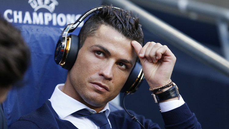 رونالدو يغيب عن مواجهة مانشستر سيتي