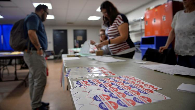 انطلاق الانتخابات التمهيدية في 5 ولايات أمريكية