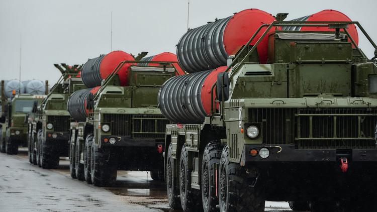 الهند تطلب شراء منظومات S-400 للدفاع الجوي من روسيا  5720b0e9c4618814328b45d8