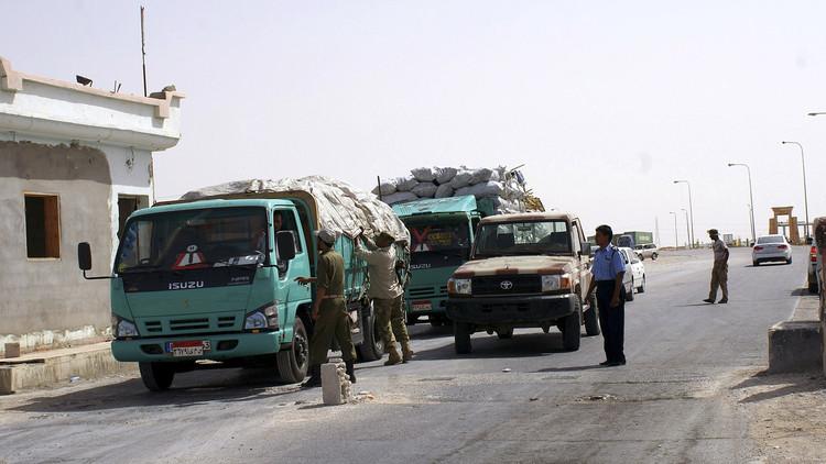 دبلوماسي: عدد القتلى المصريين بليبيا قد يبلغ 30