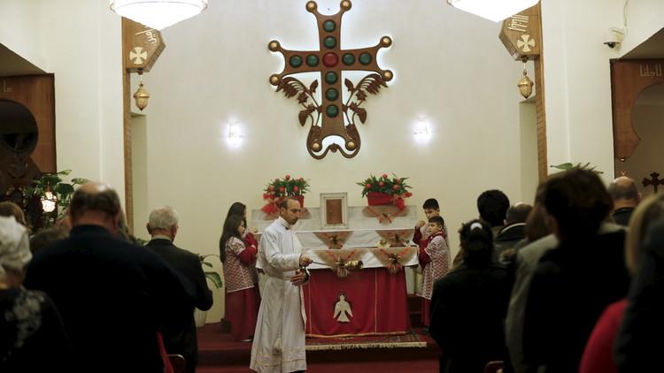 جمعية: مسيحيو العراق