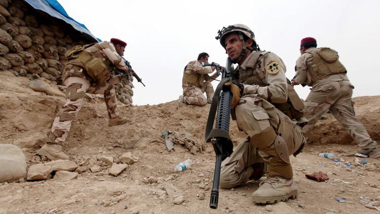 الجيش العراقي يسيطر على قرية جنوبي الموصل