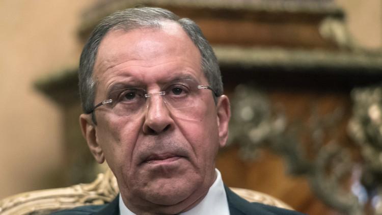 لافروف: الإنذارات في المفاوضات السورية مرفوضة