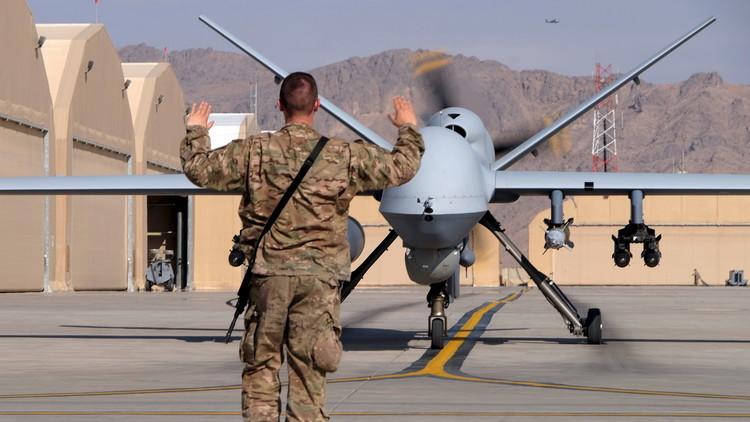 داعش يقاوم طائرات التجسس بستر شوارع الرقة!