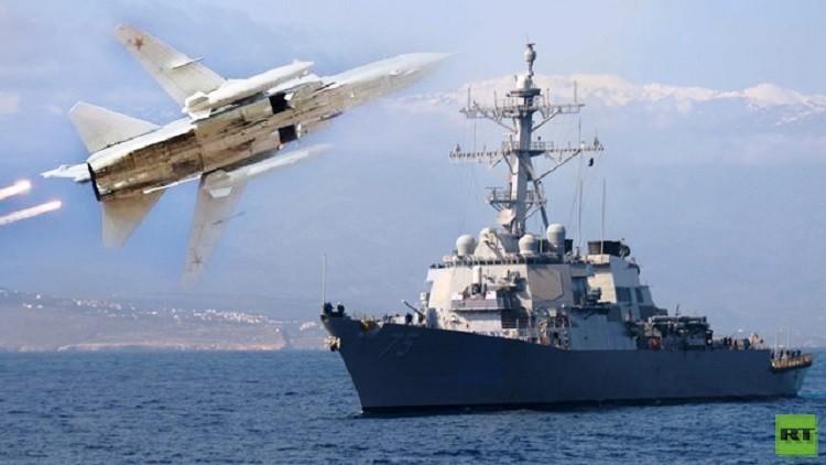 تحذير أمريكي من صدام عسكري مع روسيا