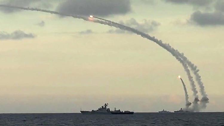 روسيا.. إطلاق صواريخ