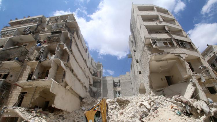 اتفاق روسي أمريكي على التهدئة في سوريا