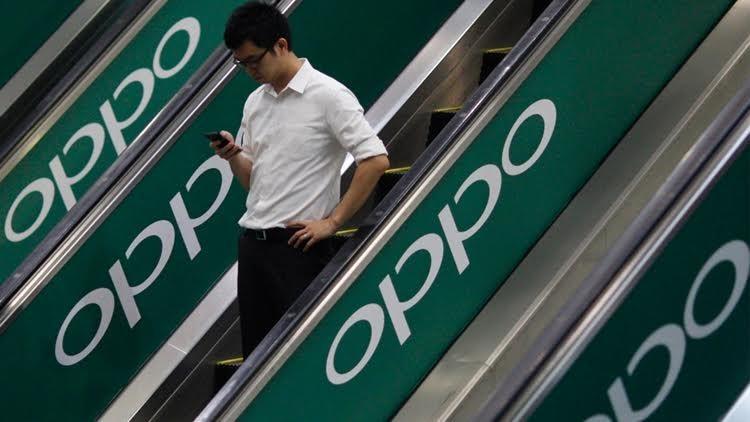 أوبو وفيفو يزيحان لينوفو وشاومي من عرش الهواتف الذكية