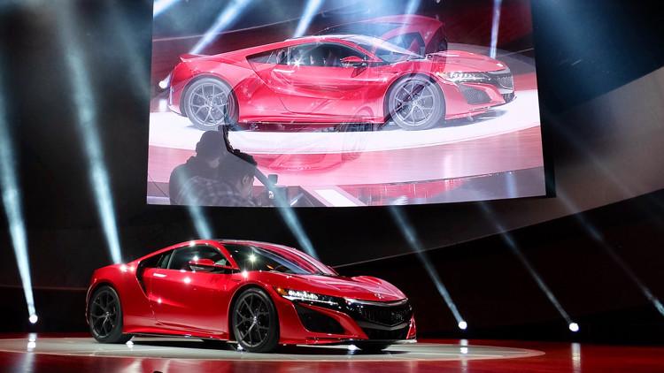 Acura NSX تعدل في مشغل أمريكي