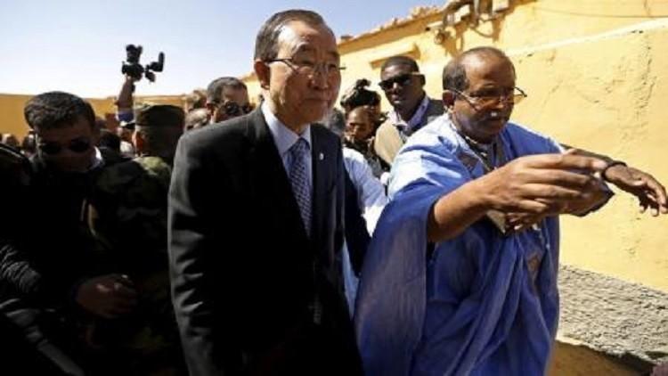تمديد عمل بعثة الأمم المتحدة في الصحراء الغربية