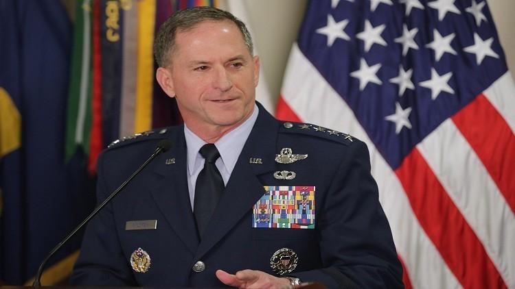 رئيس جديد لأركان القوات الجوية الأمريكية