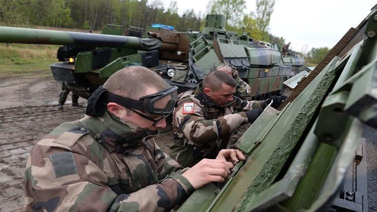 4000 عسكري من الناتو إلى حدود روسيا