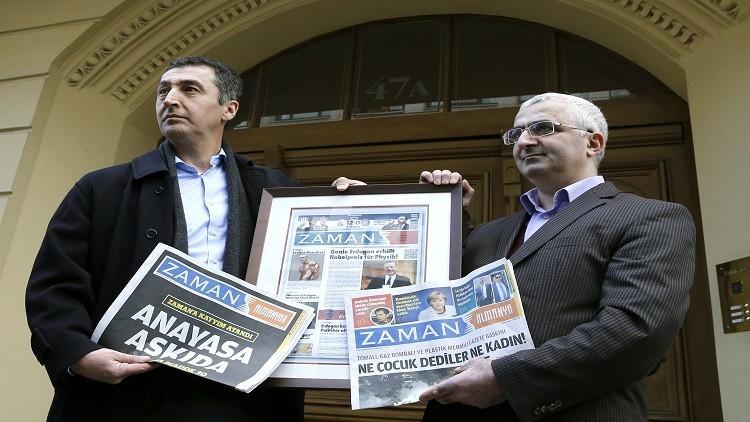طرد أكثر من 400 عامل في وسائل إعلام  تركية معارضة
