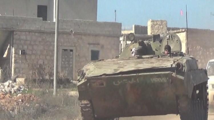 تهدئة في شمال اللاذقية وغوطة دمشق