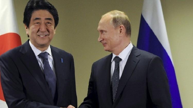 الكرملين: بوتين سيلتقي آبي في سوتشي مطلع مايو المقبل