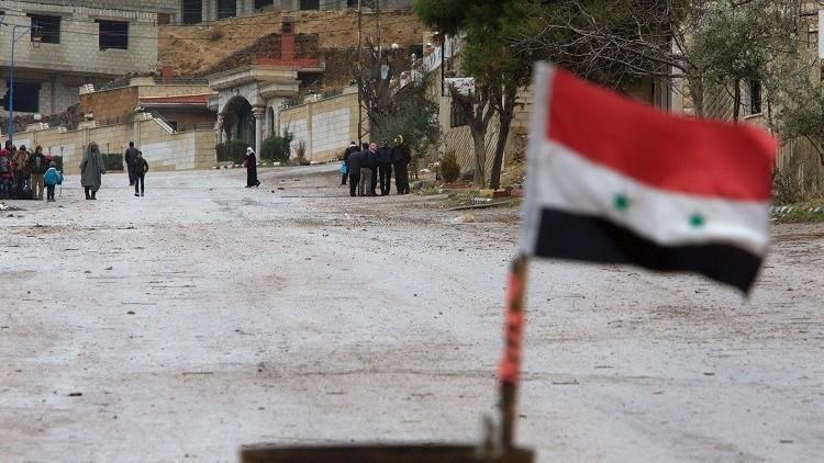 حميميم: التزام بنظام التهدئة في اللاذقية ودمشق
