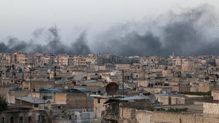 حلب تحت القصف وأكثر من 30 قتيلا