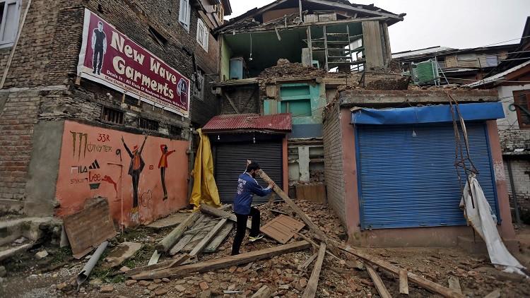 مقتل 3 أشخاص جراء زلزال قوي ضرب باكستان