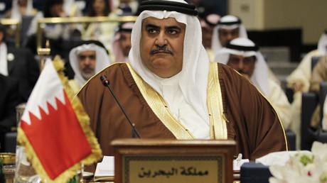 الشيخ خالد بن أحمد آل خليفة