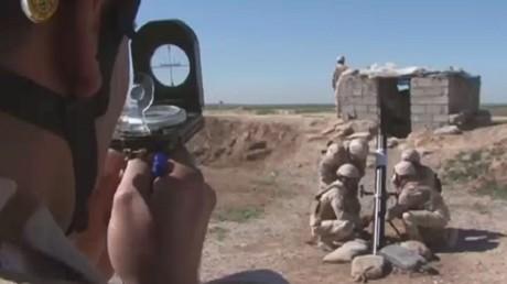 القوات العراقية تواصل تقدمها في هيت