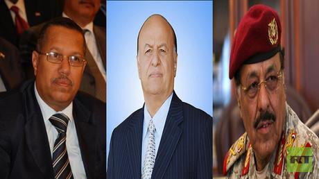 أحمد بن دغر رئيسا لوزراء اليمن بدلا من خالد بحاح