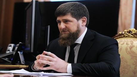 الرئيس الشيشاني رمضان قادروف
