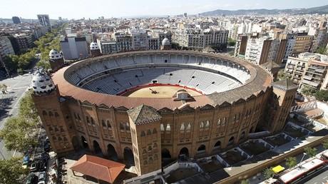 صورة لمدينة برشلونة