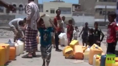 تفاقم الوضع الإنساني في اليمن الممزق بالنزاع
