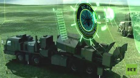 آليات الحرب الالكترونية الروسية